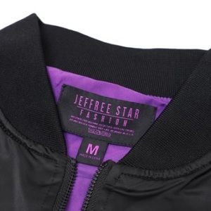 Jeffree Star Jackets & Coats - JEFFREE STAR BLOOD LUST BOMBER JACKET NWT